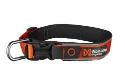Non-Stop Roam Collar, Orange, L